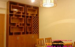 Apartment for rent in Sai Gon Pearl,