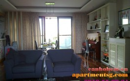 Apartment for rent in Panorama Phu My Hung, river view