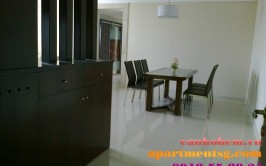 Apartment for rent in RiverPark Phu My Hung, river view,