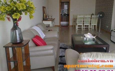 Apartment for rent in Sai Gon Pearl, Shapphire 1