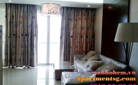Riverpark Residence Phu My Hung for rent