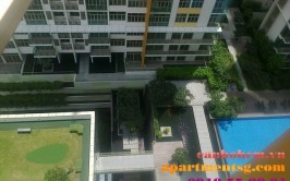 Unfurnished apartments for rent at The Vista