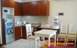 The Manor Officetel for rent 51m2 apartment