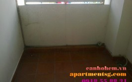 Unfurnished apartment for rent at Parkview Phu My Hung