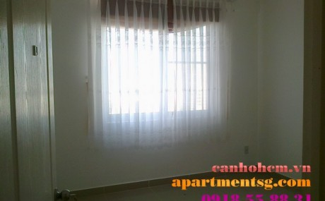 Apartment for rent in Phu My Hung Parkview unfurnished