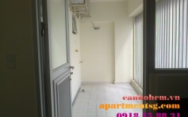 Parkview Apartment for rent at Phu My Hung Distric 7 have not full furnished