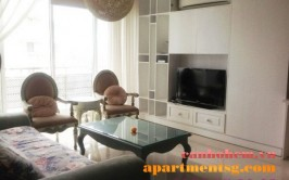 RiverPark Residence apartment for rent Phu My Hung - 3 bedrooms river view 1500usd/month
