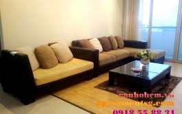 Garden Court 2 apartment for rent - Phu My Hung apartment for rent
