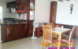 Grandview apartments for rent 12th floor, 1200 USD per month, 3 bedrooms, Grandview apartments for rent Phu My Hung
