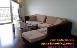 Greenview apartment river view for rent in Phu My Hung 800 usd/month