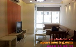 Sky Garden 3 apartments for rent – Phu My Hung 6th floor 750 USD/month, full furnished